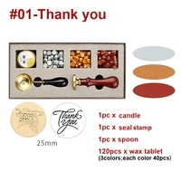 120pcs wax seal beads 1pc wax sealing stamp 1pc wax spoon and candles for diy envelopes scrapbooking wedding craft decorative