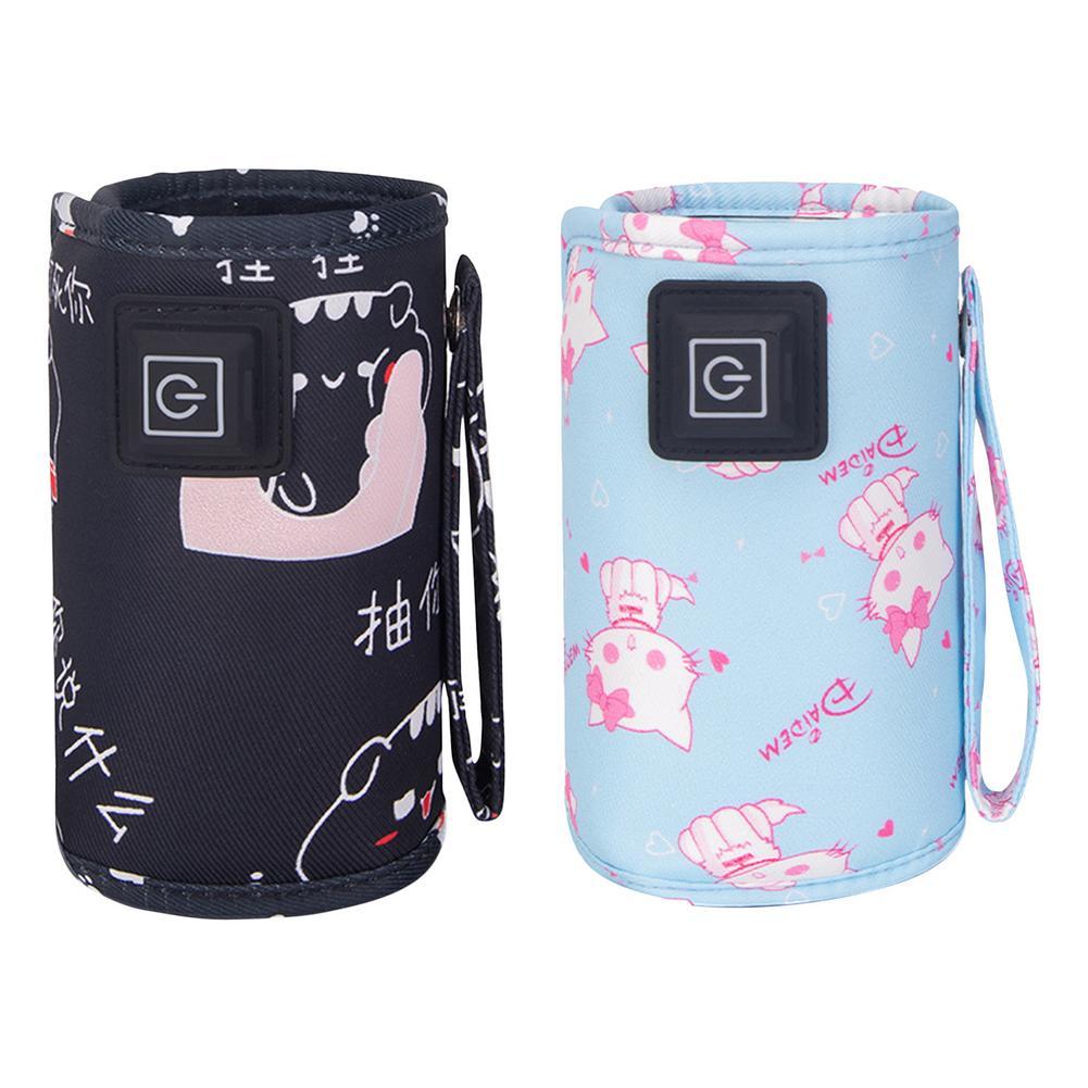 Подогреватель для детских бутылочек с молоком, Термосумка, подогреватель для детских бутылочек с USB, подогреватель для детского питания с п...