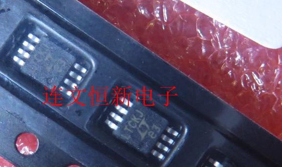 Silkscreen LTC6102CMS8 LTCKJ Sensoriamento Atual Amplificador Original Novo