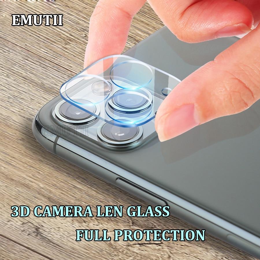 Película de cristal templado para lente de cámara Protector de pantalla para...