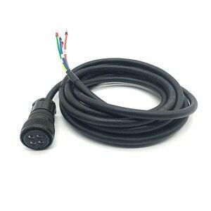 High quality MR-PWCNS4-5M  8m 10m 15m 20m  servo J3J4 power cord