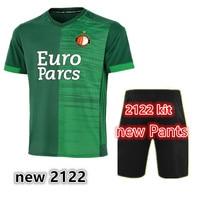 new men 21 22 FeyenoordES shirt SINISTERRA V.PERSIE BERGHUIS VILHENA JORGENSEN new 2021 2022 FeyenoordES shirt Top Quality shirt