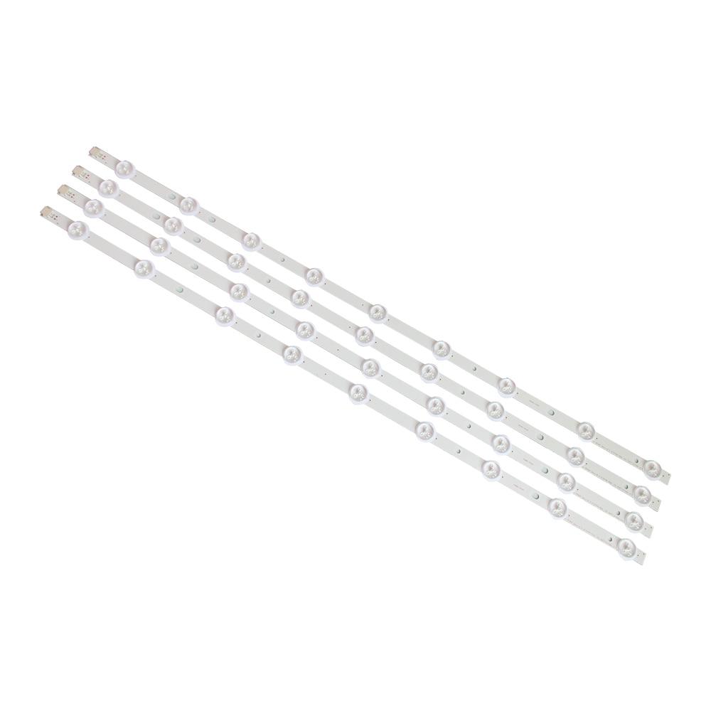 شريط LED للتلفزيون مقاس 32 بوصة ، 10 مجموعات = 40 قطعة ، LED32A2000V LC320DXN 6916L-1030A 6916L-1031A أو 6916L-0923A 6916L-0881A