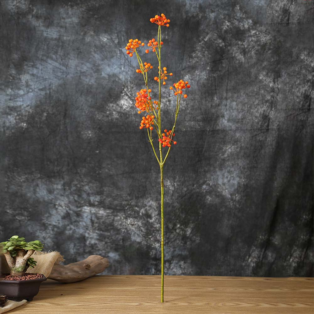 2019 simulación de fruta de vid libre ornamentos decorativos simulación de planta boda lugar suministros de diseño decoración de sala de estar