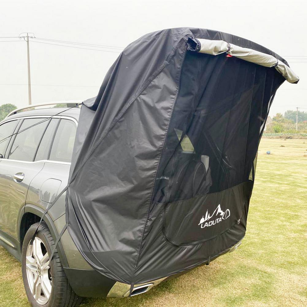 Car Trunk Tent Sunshade Rainproof Rear Tent Simple Motorhome For Self-driving Barbecue outdoor camping  ultralight tent gazebo