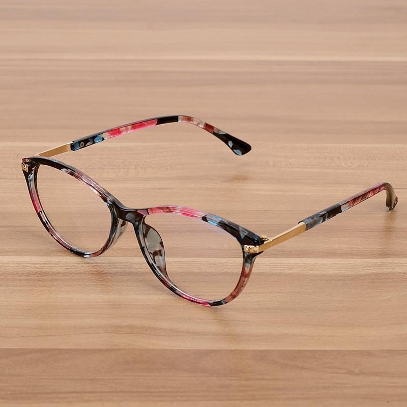 Reven Jate 2838 Women Fashion Optical Spectacles Eyeglasses High Quality Glasses Optical Frame Eyewe