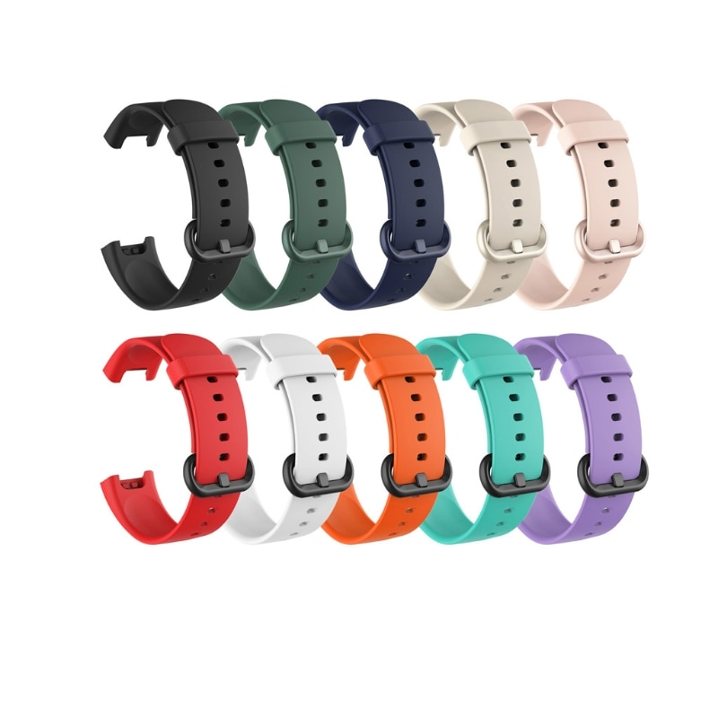 Für-XiaoMi Mi Uhr Lite Strap Ersatz Sport Weichen Armband Armband