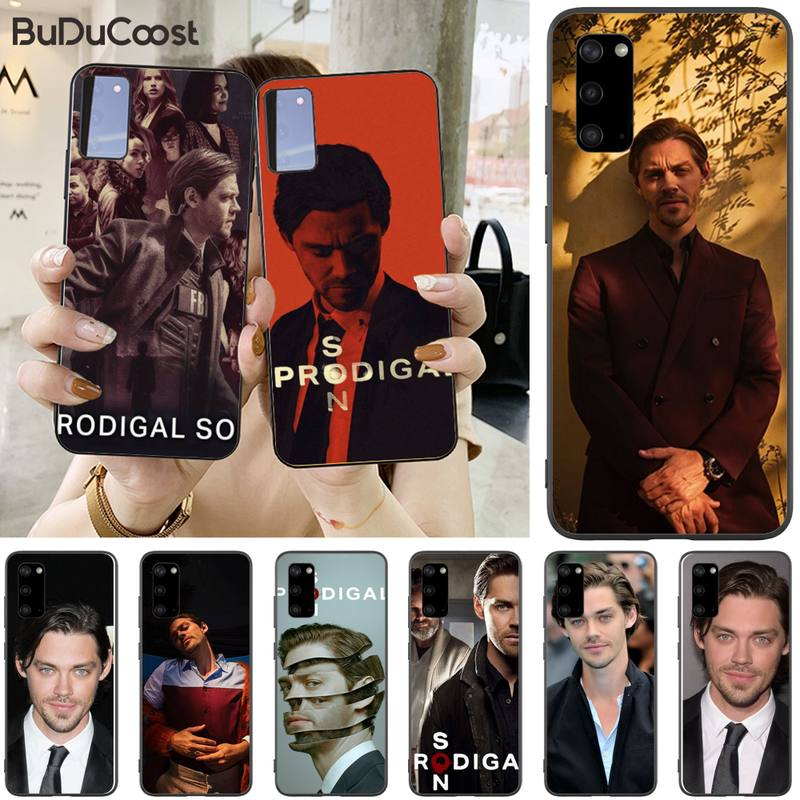 Prodigal Son Tom Payne Phone Case For Samsung S5 6 7 8 9 10 S8 S9 S10 plus S10E lite S10-5G S20 UITRA plus