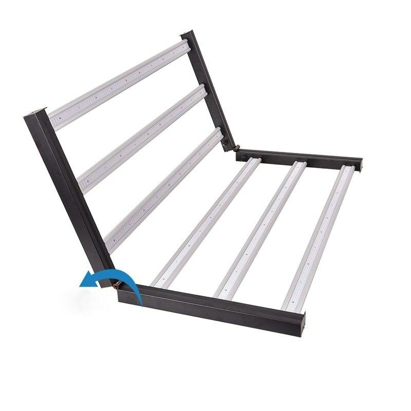 Led Lights Bar Foldable Full Spectrum Samsung LM301B/H Uv Commercial Greenhouse Strip 640W Led Grow Light Bar Plangting Indoor enlarge