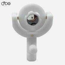 Branco novo 109 modelo girar 360 graus mini prisma constante: 25.4mm para leica estação total