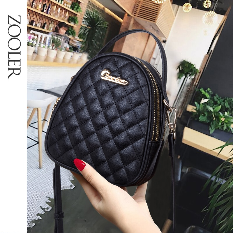 2021 Hot small bags fashion travel bag ZOOLER luxury genuine leather bags women designer crossbody messenger bag bolsas#md202