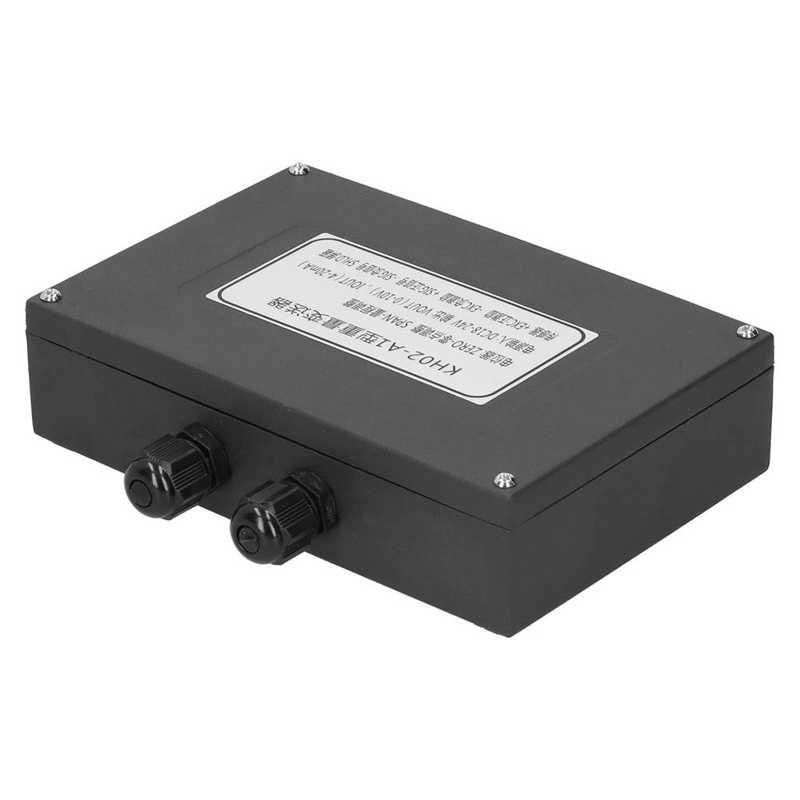 Transmissor de Pesagem do Sensor do Transmissor Amplificador do Sensor de Peso para a Correia Transportadora para 2021ma do Transmissor da Pilha de Carga Transportadora para 4