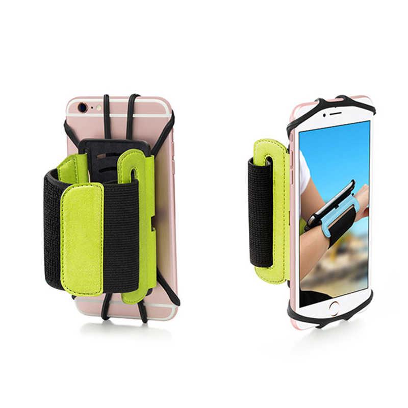 Teléfono Universal Brazalete Brazo Clip Para Iphone Xs Max Correr Al Aire Libre Deporte Araña Casos Para Samsung S10 Plus P30 Pro Brazaletes Aliexpress