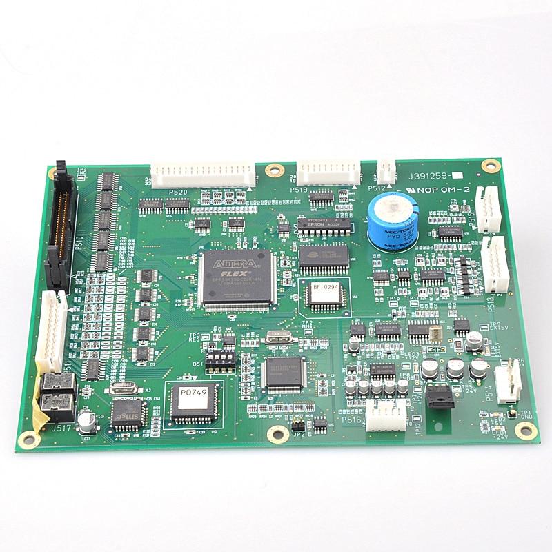 Número para 3701 Marca Nova Impressora Mainboard J391259 Novo – 3702 3703 Série Minilabs Pcb