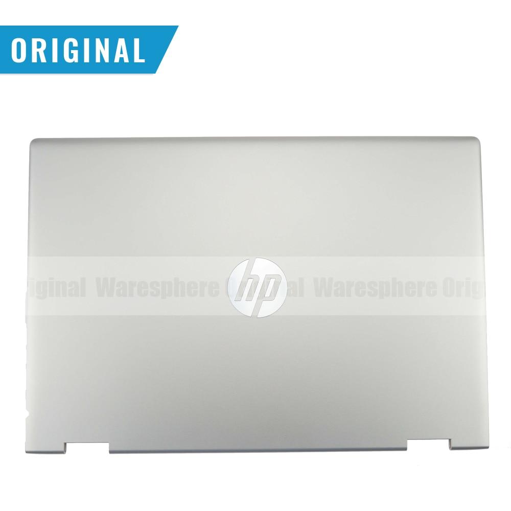 جديد الأصلي LCD الغطاء الخلفي ل HP بافيليون X360 14-CD 14-cd005ns L22287-001 تعمل باللمس L22239-001 الفضة/الذهبي