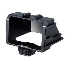 UURig flip screen mirror for SONY A6500/6300/6000/A7 for Canon Camera Photo Studio Camera Plastic Light Photo Accessories