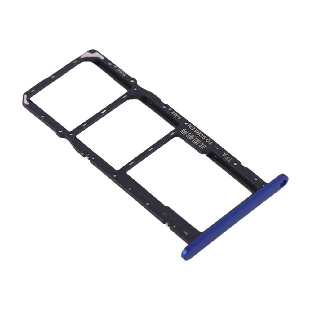 For Huawei Y5 2017  Y5 Prime 2018 Y5 2019 SD Slot Holder Dual SIM Card Tray Reader Socket