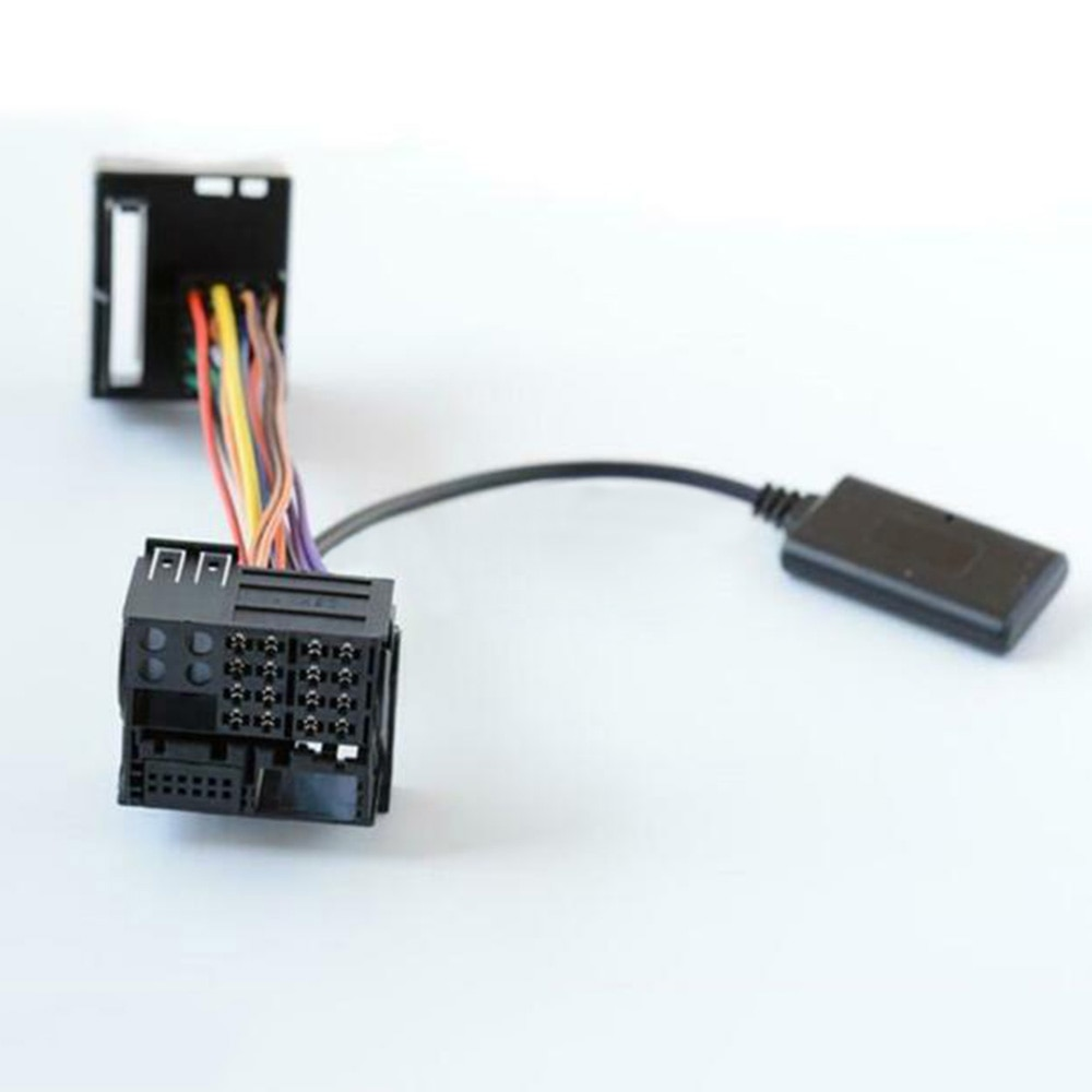 Adaptador de Audio Bluetooth 5,0 Para coche, Accesorios Para BMW E46, E39,...