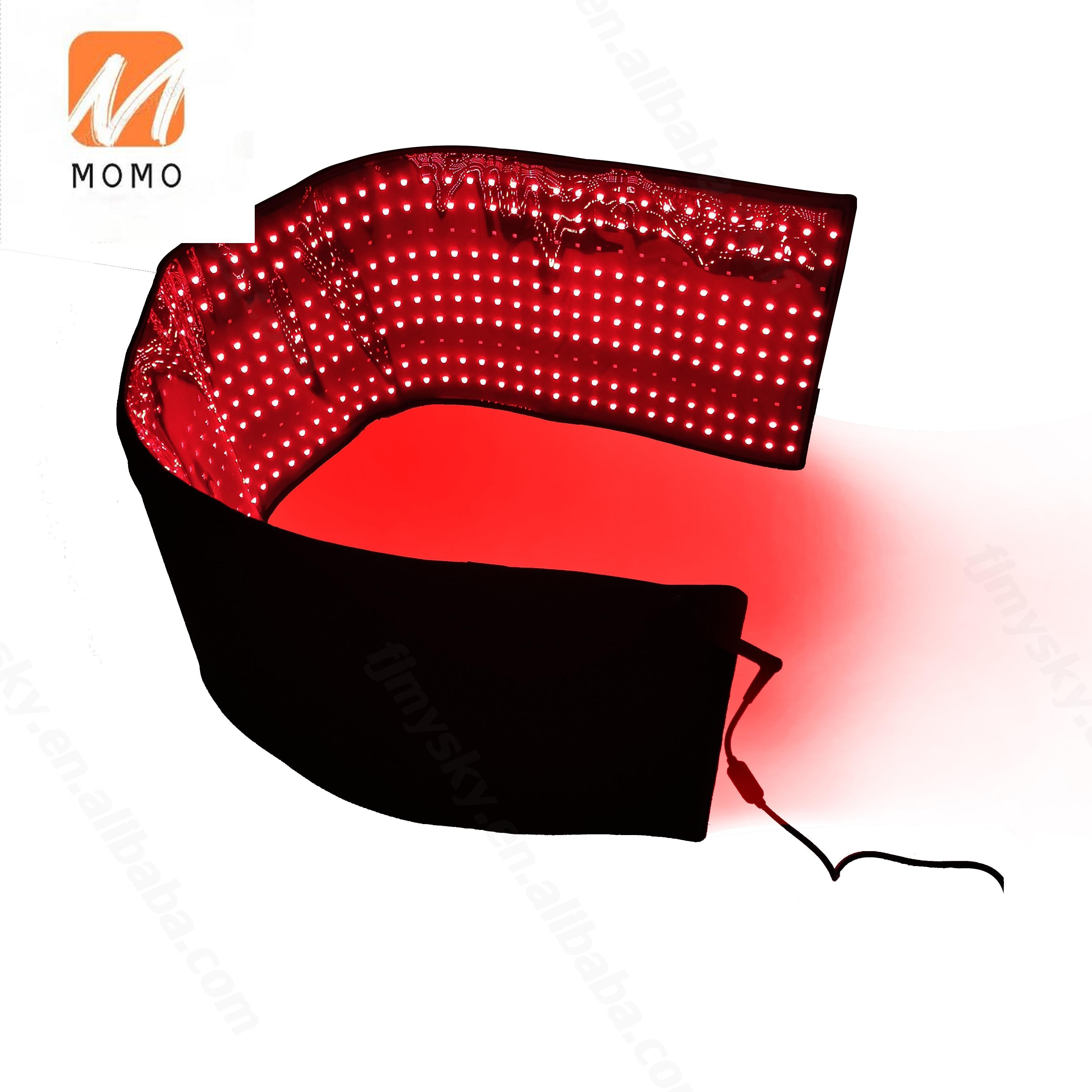 الجملة كامل الجسم معالجة بشعاع ليد العلاج بالضوء الأحمر التفاف للعناية بالجمال/لتخفيف الآلام/التخسيس الجسم
