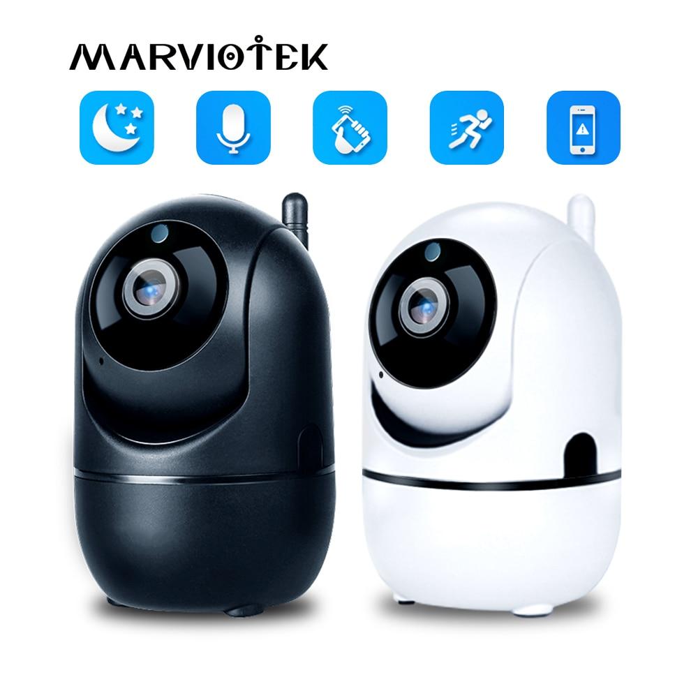 1080P كاميرا IP لاسلكية واي فاي ذكي تتبع السيارات كاميرا صغيرة HD أمن الوطن شبكة 3MP كاميرا تلفزيونات الدوائر المغلقة مراقبة الطفل واي فاي