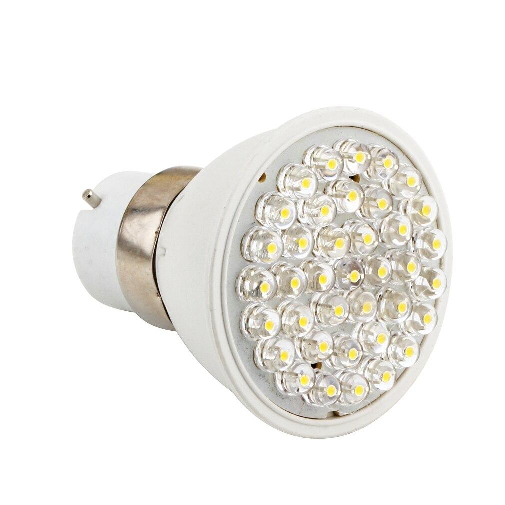 Dropshipper SMD LED Bombilla 16 LED ángulo de iluminación 25W Spot Light LED lámpara techo abajo bombilla ahorro de energía alto