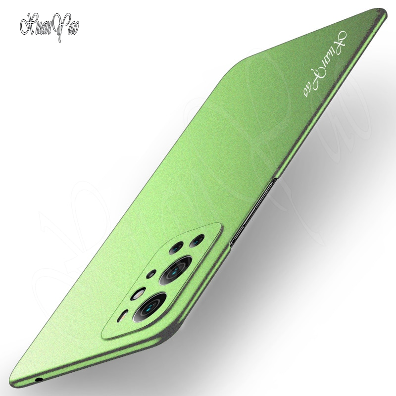 XUANYAO Luxury Frosted Hard Cover For OnePlus 9 8T 7T 6T 5T 5 6 7 8 Pro Nord Case Cover Ultra Slim M