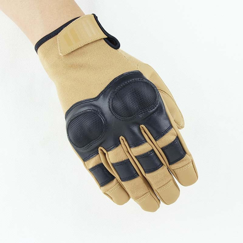Motorcycle Riding B12 Tactical Training All Fingered Gloves Outdoor Sports Fitness Antiskid Gloves enlarge