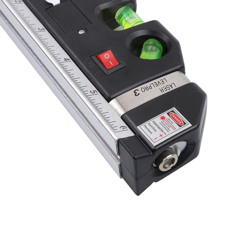 Nastro laser a linee incrociate a livello laser a infrarossi 4 in 1 - Strumenti di costruzione - Fotografia 3