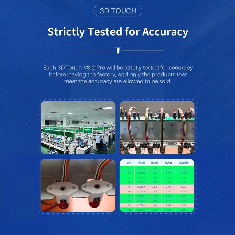 طابعة ثلاثية الأبعاد التسوية التلقائية الاستشعار طبعة جديدة ثلاثية الأبعاد V3.2 ل Geeetech ل Geeetech ثلاثية الأبعاد الطباعة برو طابعة تحسين الدقة R3z2