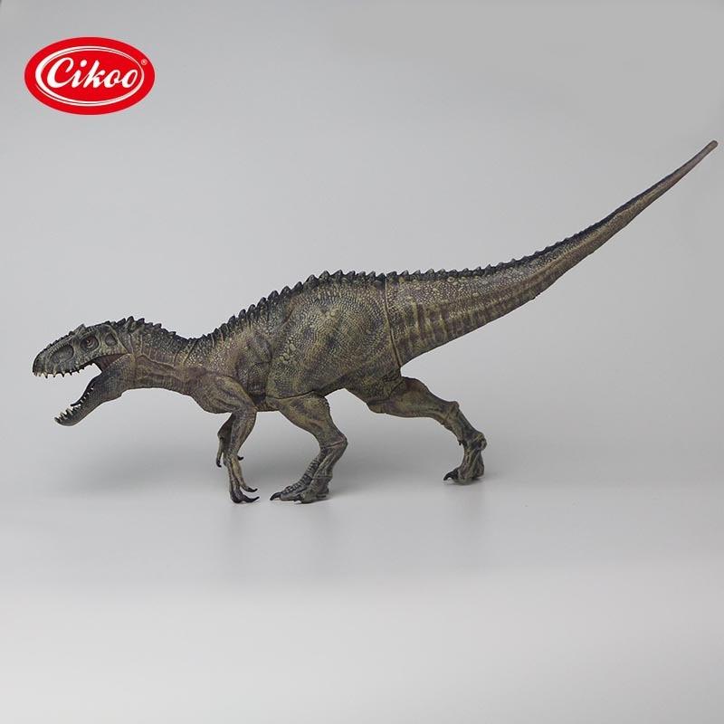 Dinosaurios de simulación clásicos, juguetes indominus Rex, modelo Jurásico World, dinosaurio Animal, figura de acción de PVC, regalos de juguete