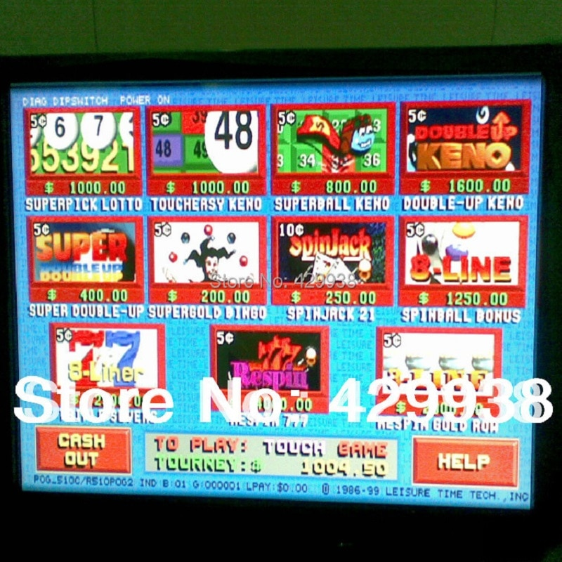 POG 510 نسخة T340 + POG-O-GOLD لعبة المجلس