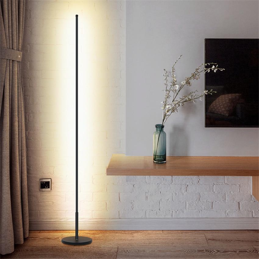 Modern Dimming Led Floor Lamp Living Room Indoor decorations Floor Light Lighting Stand Lamp Lustre Luminaria table lamp
