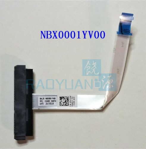 Cable conector HDD ORIGINAL para Dell Inspiron 15 5000 5565 5567 conector de disco duro 0P4TVW P4TVW BAL20 NBX0001YV00