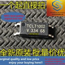 10pcs only orginal new TCLT1002 1002 SOP-4 brand new original imported genuine optical isolator opto
