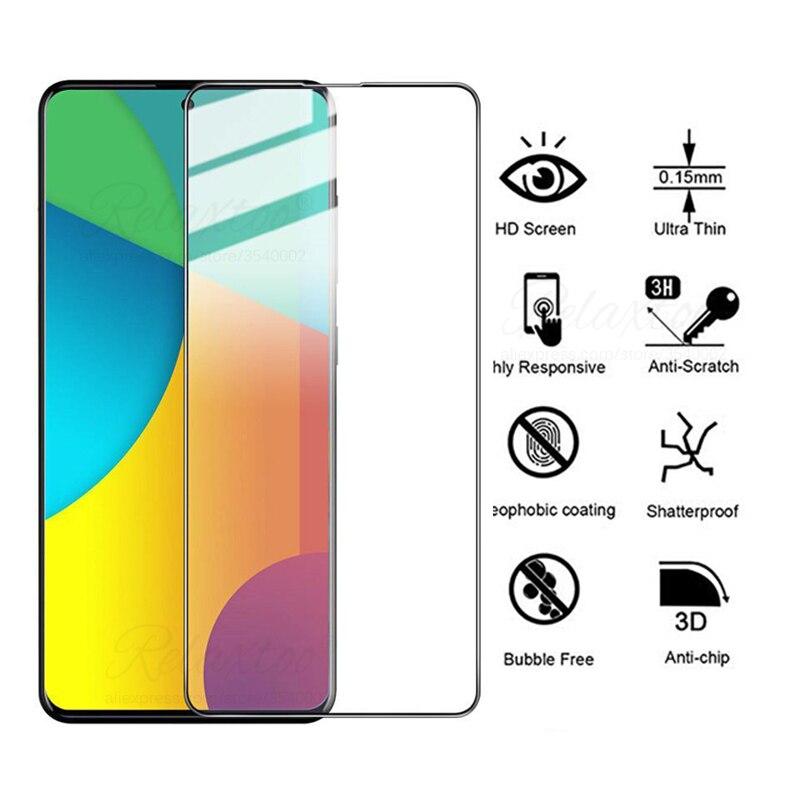 Cristal templado hydro film para Samsung Galaxy S20, Ultra S10, Note 10 Plus, protector de pantalla suave para Galax s20 + s10 + s10e s 10 20