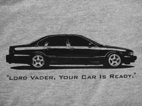 Impala Ss 1994 camiseta de 1995 1996 Chevy Caprice 9C1