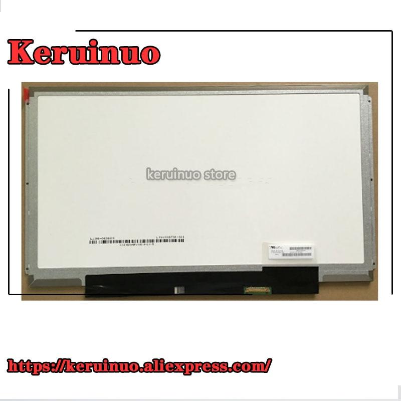 LTN133AT32 301 LTN133AT32-301 EDP interface(30pin) Slim Laptop LCD Screen LED
