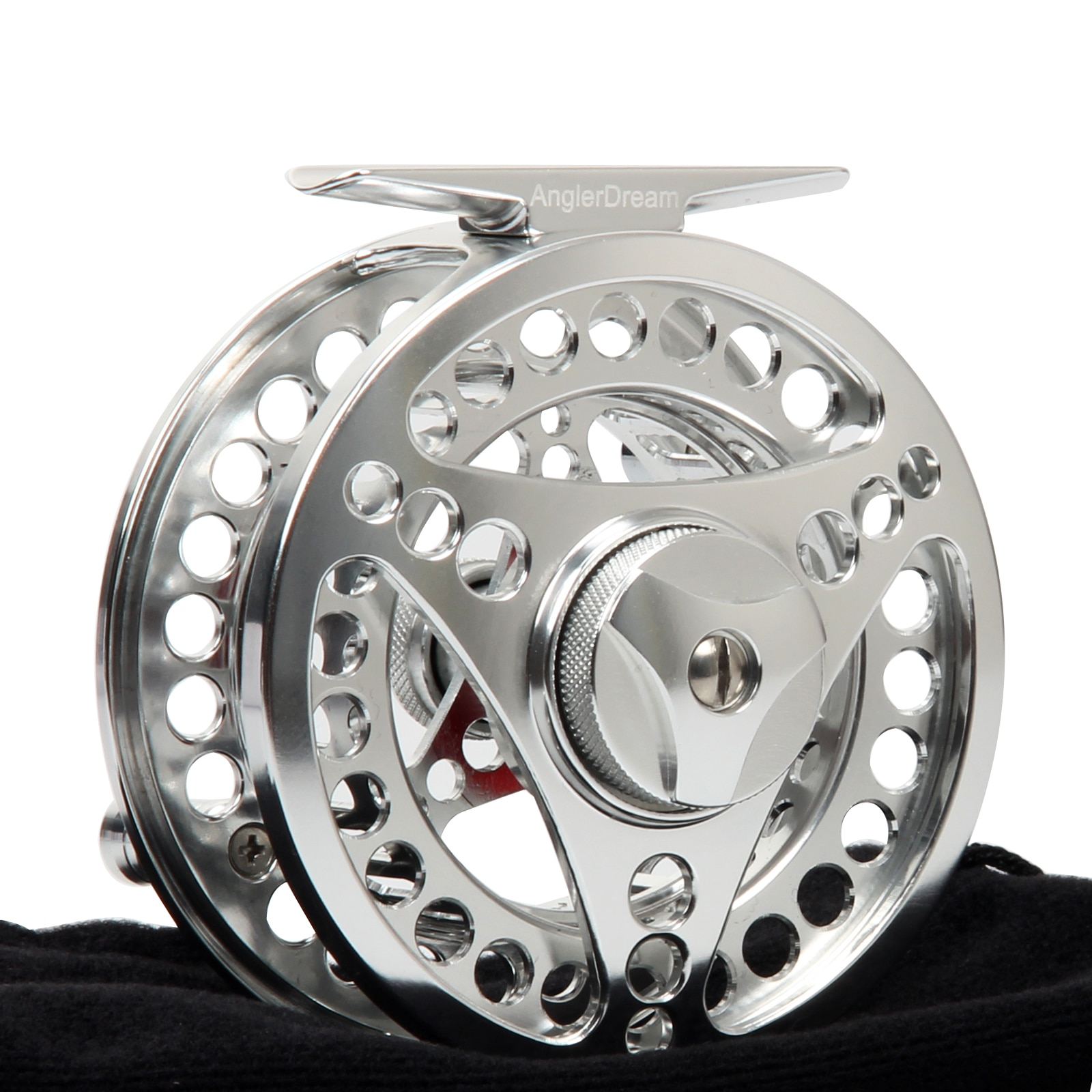 Fly Fishing Rod and Reel Combo 9' 5WT 4-Sec Rod & Fly Fishing Reel 5/6 Tapered WF5F Fly Line Set enlarge