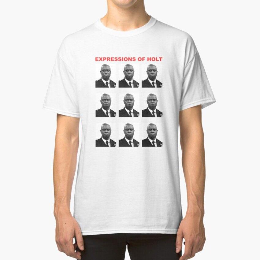 Expresiones de Holy t-shirt Raymond Holy Brooklyn Nine Brooklyn 99 Jake Peralta Amy Santiage Tv Vader divertido geek Nerdy
