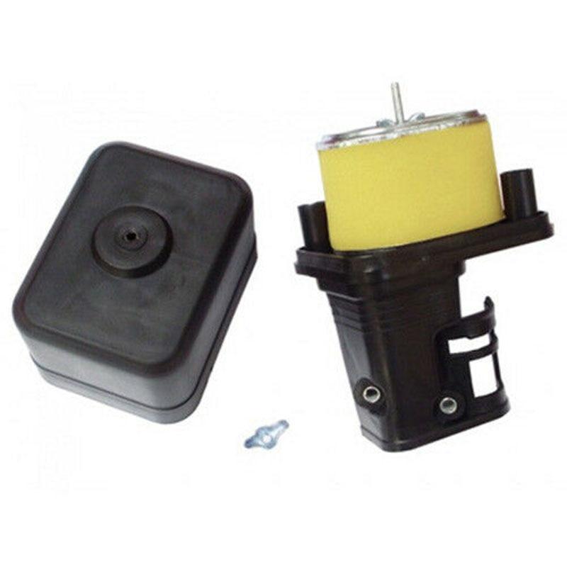 Para Honda GX120 GX140 GX160 GX200 reemplazo del filtro de aire reemplazo del ensamblaje de la pieza Balck duradero