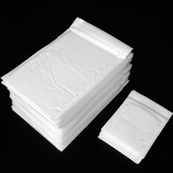 "Pearlite Membrane Bubble Mailer Padded Envelope Bag 9.5"" x 14.5"" (Available Size 34.5*24.5cm) 100 PCS / Bag"