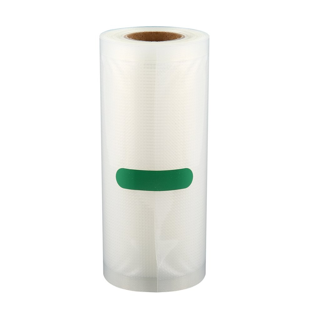 Household Food Vacuum Packaging Bag for Vacuum Food Fresh Keeping Long Cargo Bag 12/15/20/25/28cm x 500cm 1 Roll Kitchen Storage недорого