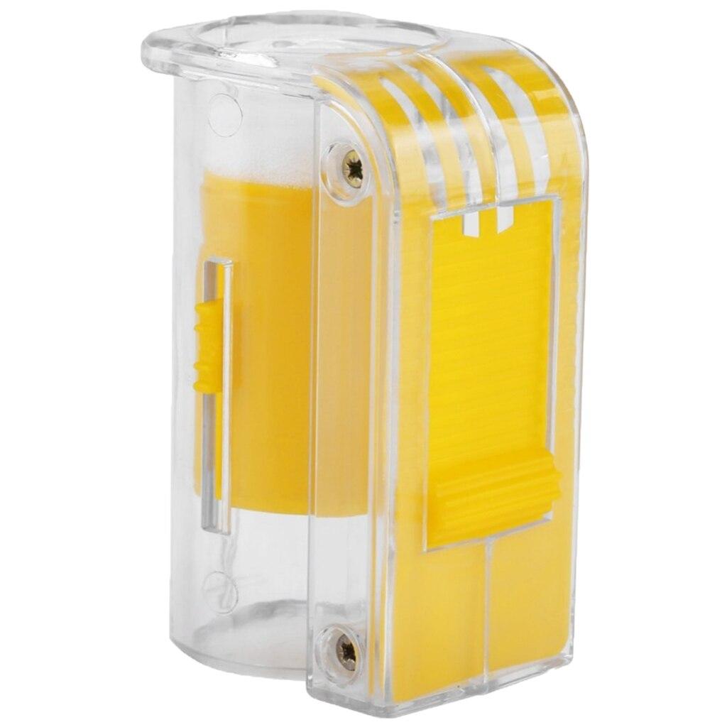 Пчелиная королева, разметка, Ловец для одной руки светильник легкое пчеловодческое оборудование