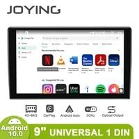 joying newest android 10 0 head unit 9 inch universal 4gb ram64gb rom car radio player support fast boot4gwificarplay bt hd