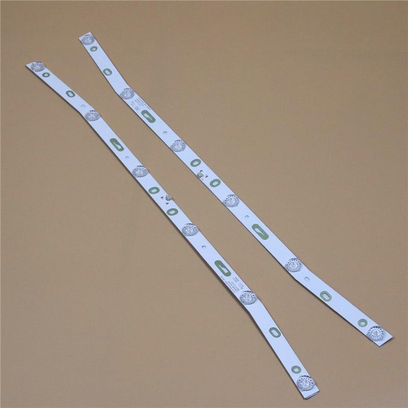 Matriz de barras de luces LED para VEKTA LD-32SR4215BT tiras de retroiluminación matriz LED lámpara Len Band JS-D-JP3220-061EC (60416) (60308) E32F2000