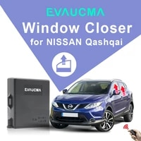 car automatically 4 door window closer closing kit for nissan qashqai car power window system car alarm car accessories