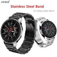 Ремешок для часов Huawei GT/GT2/2e/Pro band, браслет для Samsung gear s3 frontier Galaxy watch 3/46 мм/42 мм/Active 2 44 мм 40 мм, 20 мм/22 мм