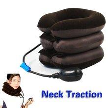 Nadmuchiwane szyi kręg szyjny miękkie urządzenie Brace urządzenie do bólu głowy powrót ramię ból szyi ulgę w bólu