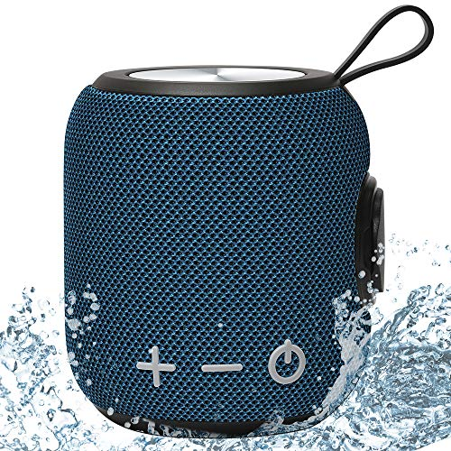 High Quality Mini Small Portable Bluetooth Woofer Speaker Loud Wireless 360 HD Surround Sound Rich Stereo Bass for Outdoors Home enlarge