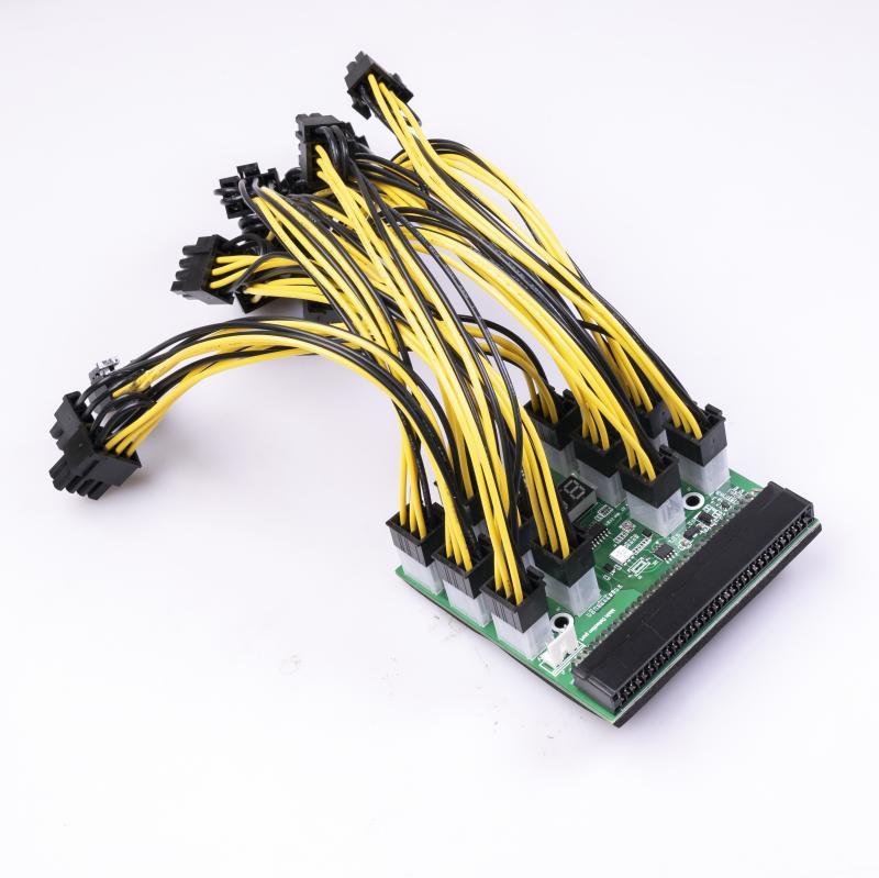 Kits de placa de conexión con pantalla LED de voltaje Cable de...